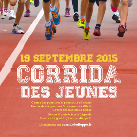 Corrida jeunes 2015