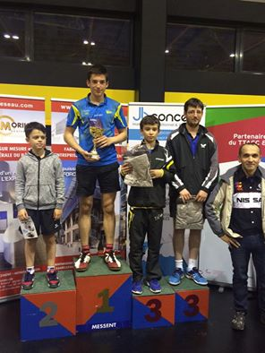 Tournoi National de POITIERS -1599 points- ALEXANDRE HOULE